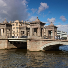 Ломоносова мост