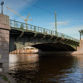 Екатерингофский мост