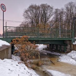 Малый Чухонский мост