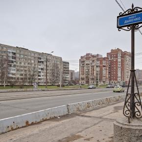 Мост Дыбенко