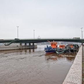 Малоохтинский мост