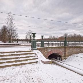 Мост на Эрлеровском бульваре