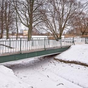 Мост у Ольгина пруда