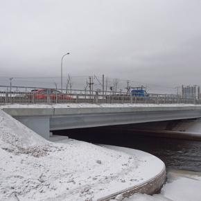1-й  Лахтинский мост