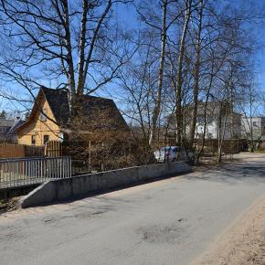 Мост №1 на ул. Центральной