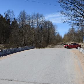 Мост на Морском пр.