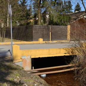 Мост на ул. Электропередач