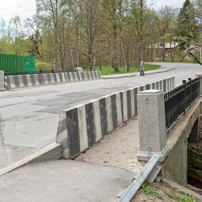 Мост по пр. Красных Командиров