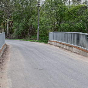 Мост по Среднему пр.