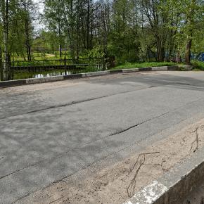 Мост на ул. Староорловской