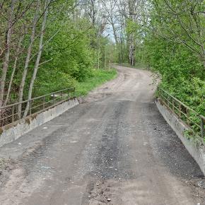 Мост по ул. Экипажной