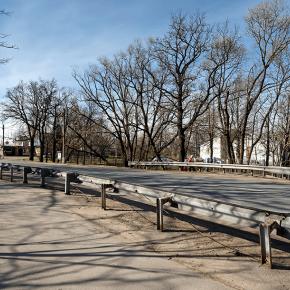 Мост на Волхонском шоссе №2