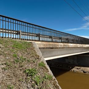 Мост на Волхонском шоссе №8