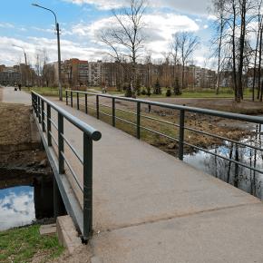 Мост по ул. Вавилова
