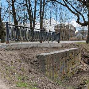 Мост по ул. Красного Курсанта