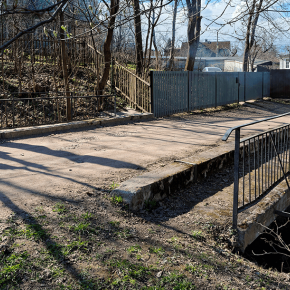 Мост по ул. Лесной