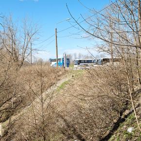 Мост по ул. Морского Десанта