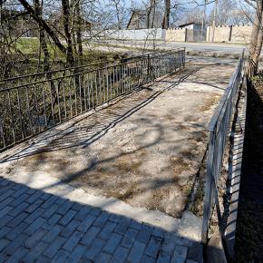 Мост по ул. Морской