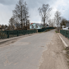 Мост по ул. Нововестинской