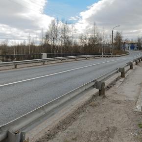 Мост по ул. Труда
