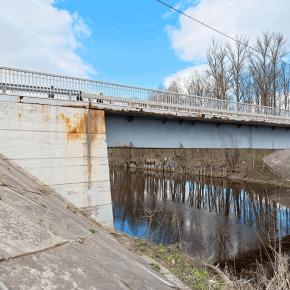 Мост по ул. Садовой