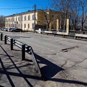 Мост у Часового завода