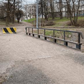 Мост, пр. Обуховской обороны д.130, литер Г3