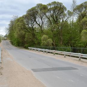 Мост по Советскому пр.