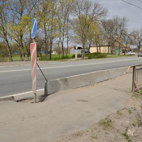 На 12 км Таллинского шоссе
