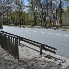 Мост на 15 км Таллинского шоссе