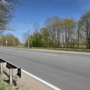 Мост на 17 км Таллинского шоссе