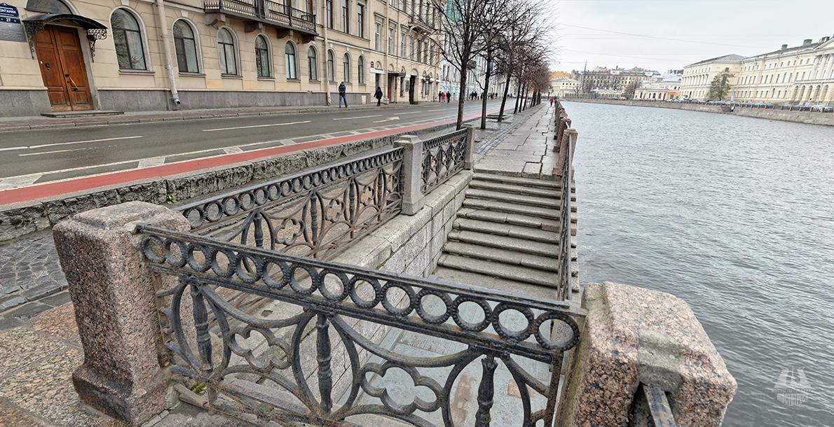 Причал «Аничков мост»