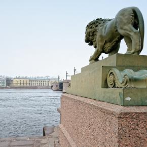 Причал «Пристань со львами»