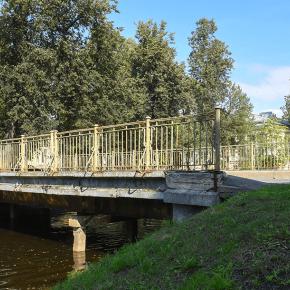 9-й Каменноостровский мост