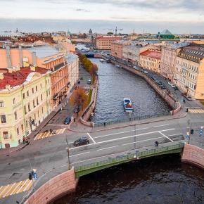 Фонарный мост