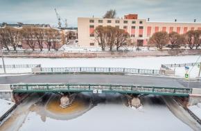 Матисов мост через Пряжку