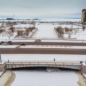 Мост Кораблестроителей