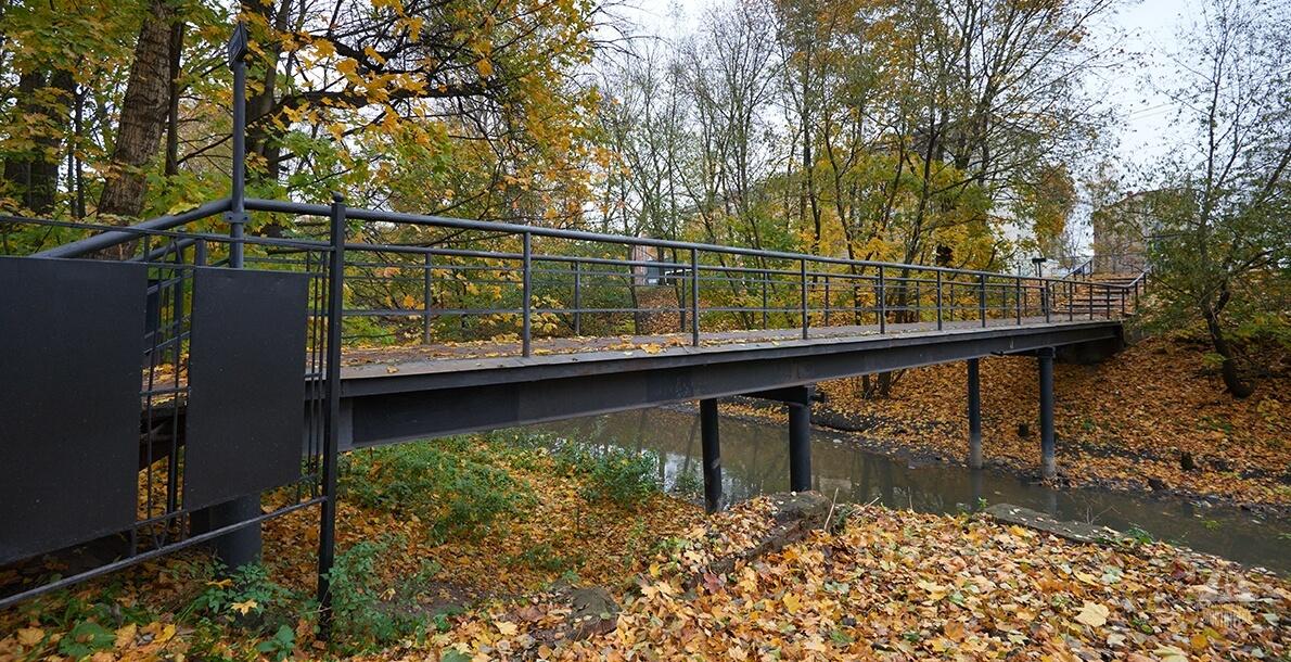 1-й Волковский мост