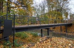 1-й Волковский мост через Волковку