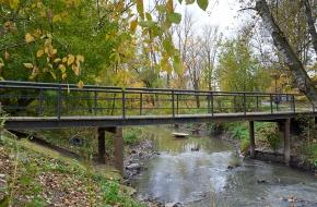 2-й Волковский мост через Волковку