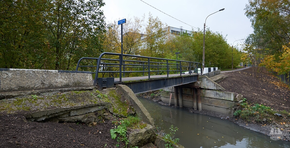 3-й Волковский мост