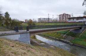 4-й Волковский мост через Волковку