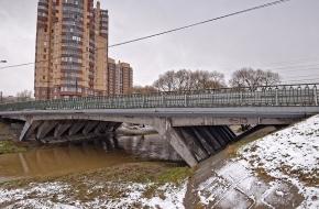 Авангардный мост через Дудергофку