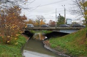 Белградский мост через Волковку