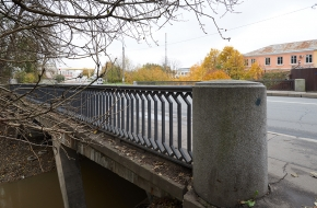 Грааповский мост через Волковку