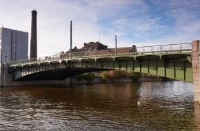 Екатерингофский мост через Екатерингофку
