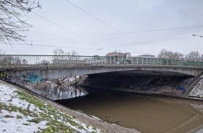 Заневский мост через Оккервиль