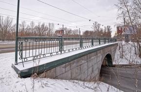 Молвинский мост через Таракановку