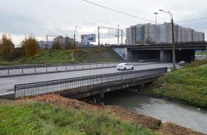 Ново-Волковский мост через Волковку
