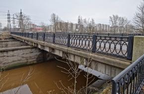 Объездной мост через Охту